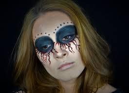 angel of death halloween makeup tutorial youtube