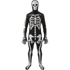 skeleton jumpsuit costume promotion shop for promotional skeleton