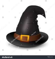 witch hat halloween icon halloween stock vector 318978467