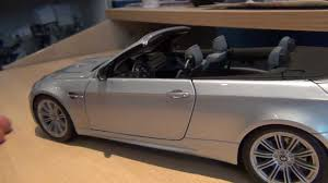 Bmw M3 Convertible - 1 18 kyosho bmw m3 convertible review youtube