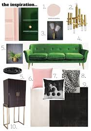 best 25 emerald green sofa ideas on pinterest velvet green