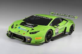 lamborghini could launch gte class huracan to race at le mans