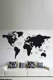 Best 25 Map Wall Decor Ideas Pinterest New World Wall Decor