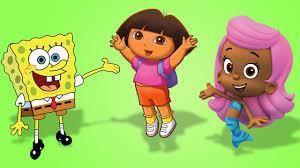 spongebob squarepants full episodes dora bubble guppies wallykazam