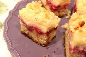 cuisiner des gateaux gâteau streusel aux framboises streuselkuchen pour ceux qui