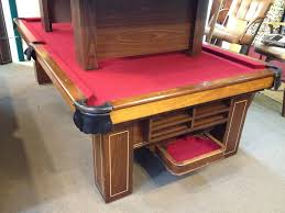 Antique Brunswick Pool Tables by Sold Pre Owned Brunswick Madison Antique 9ft Pool Table Loria
