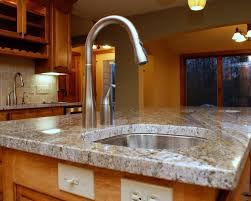 Backsplash For Kitchen With Granite Granite Countertop Cutting Kitchen Cabinets Types Of