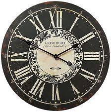 french country wall clocks ebay