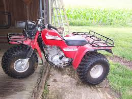 any big red atc owners honda atv forum