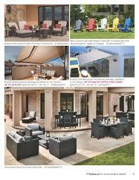 Costco Patio Furniture Canada - costco catalogue july 1 august 31 2017