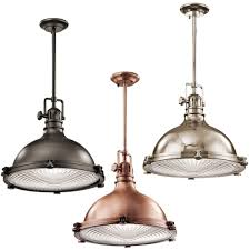 Kichler Track Lighting Kichler 2682 Hatteras Bay Nautical 18 Wide Hanging L Kic 2682