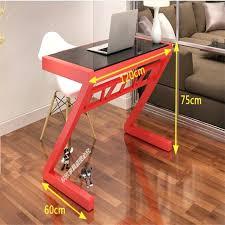 computer desk glass metal desk modern glass metal computer desk modern metal glass personal