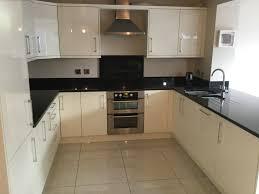 high gloss kitchen doors made to measure by contractors