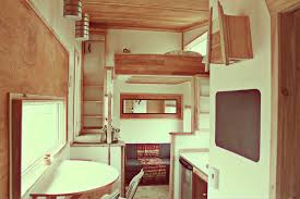 tiny home interiors simple 3 mobile tiny tack house is entirely