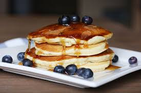 the best blueberry pancakes the crepes of wrath