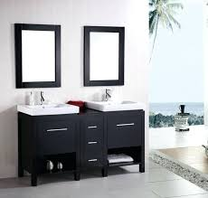 Hanging Bathroom Vanities Wall Hanging Bathroom Cabinets Grey Wooden Wall Mounted Bathroom