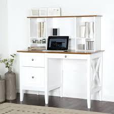 Country Style Computer Desks - computer desk hutch style computer desk with mission hutch style