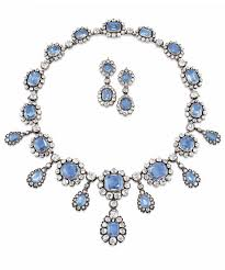 diamond necklace with sapphire images 438 best sapphire 39 s images jewellery jewellery jpg