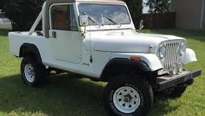 jeep scrambler for sale sold 1981 jeep scrambler cj8 for sale buyspecialtycars com