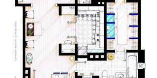 221b baker street floor plan tv floorplans how the apartments in your favourite shows are