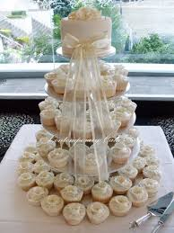 Cupcake Wedding Cake Wedding And Engagement Cupcakes U2013 Contemporary Cakes And Classes