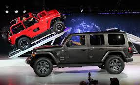 fiat jeep wrangler jeep wrangler can meet u s emissions rules into the 2020s executive