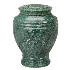 marble urns green earth marble keepsake urn cremation solutions