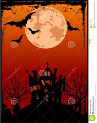 halloween background photos halloween background with haunted house stock image image 16457161