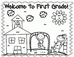 1st grade coloring pages bltidm