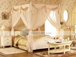 Girls Bed Curtain 38 Best Princess Rooms Beds Images On Pinterest Bedrooms