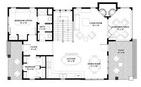 bungalow style house plan 3 beds 3 baths 2175 sq ft plan 928 9