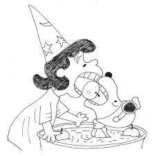 Fall Halloween Coloring Pages by Peanuts Fall Coloring Pages Contegri Com