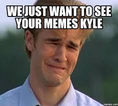 image gallery kyle meme