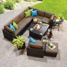 patio furniture kitchener relaxed sectional patio furniture d o t furniture limited