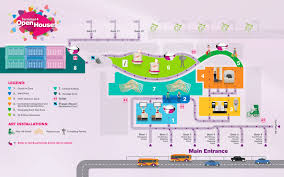 interactive activities for visitors at changi airport terminal 4
