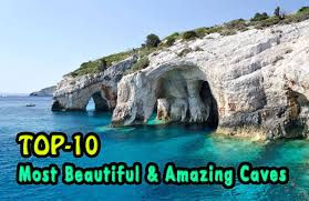 top 10 most beautiful u0026 amazing caves in the world youtube