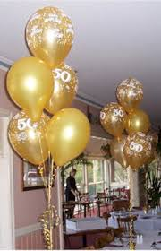 50th birthday balloon bouquets 50th birthday bouquet flim flams party shop gold coast