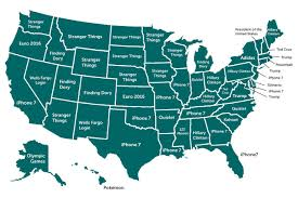 Most Googled How To The United States Of Sadness Each State U0027s Most Frequently Googled