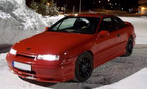 opel calibra sport precisionboost 1995 opel calibra specs photos modification info