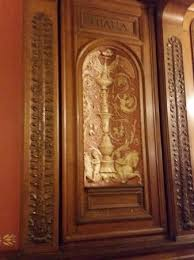 beautiful wood panels picture of flagler college st augustine