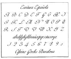 tattoo designs for letters cursive calligraphy alphabet up to main font page scrumptious