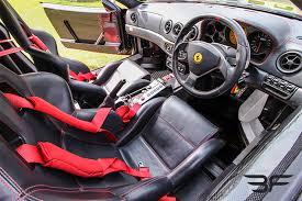 Ferrari 360 Challenge Stradale Interior Barkaways Ferrari 360 Challenge Stradale