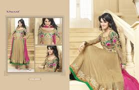 indian party wear dresses styles for girls 2017