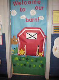 30 farm classroom door decoration ideas classroom door