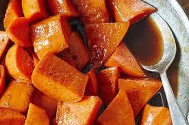 recipe candied sweet potatoes kitchn