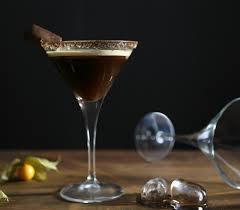 chocolate espresso martini espresso martini with coffee vodka and frangelico recipe lavazza