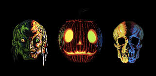 the horrors of halloween halloween iii silver shamrock masks