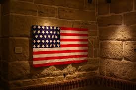 Star Flag Maker Kansas State Capitol Exhibits Kansas Historical Society
