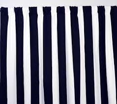 Home Decorating Ideas Black And White by Decorating Black And White Horizontal Striped Curtains For