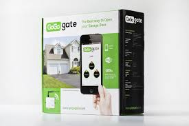 android garage door opener gogogate garage door opener for iphone android all istuff